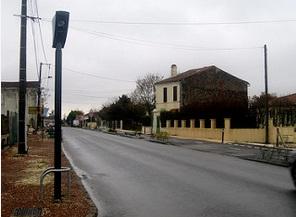 Combien de radars entre la Ciotat et Villeneuve-sur-Lot